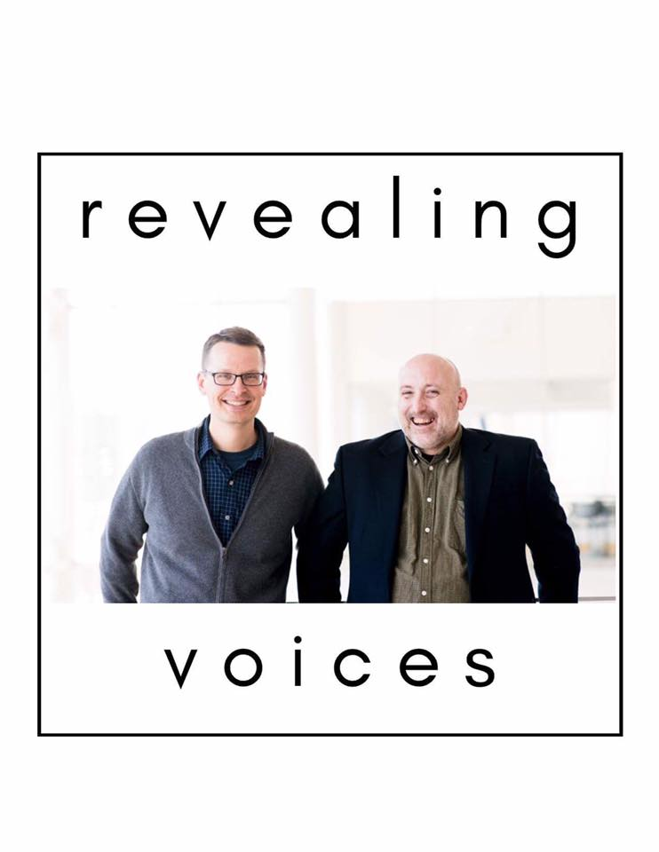 Revealing Voices: A Faith-Based, Peer-Led, Story-Driven, Stigma-Breaking Podcast